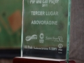 Premio recibido por ASOVORÁGINE
