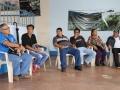 Equipo DESAFIO en reunión con la Asociación de Usuarios del Acueducto de Mondomo 1