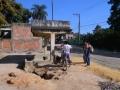 Equipo DESAFIO aplicando cuestionarios en Jardim das Fontes