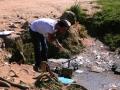Fuente de agua en Queimados