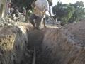 Construyendo instalaciones de agua y saneamiento en Cascavel 2