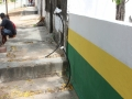 Construyendo instalaciones de agua y saneamiento en Cascavel 4