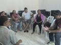 Participando de las actividades de la comunidad 2
