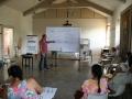 Diálogos con representantes de la comunidad de Mustardinha 3