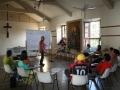 Diálogos con representantes de la comunidad de Mustardinha 4