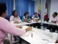 Oficina com diretores de AQUACOL no CINARA 1