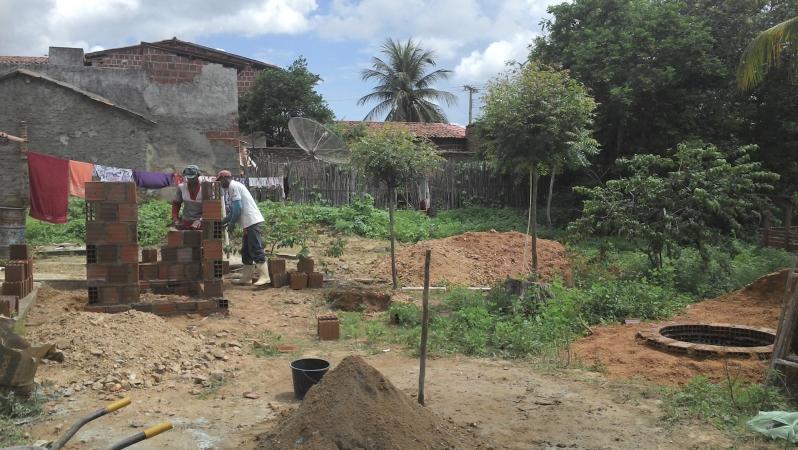 Obras de saneamento em Cascavél 3