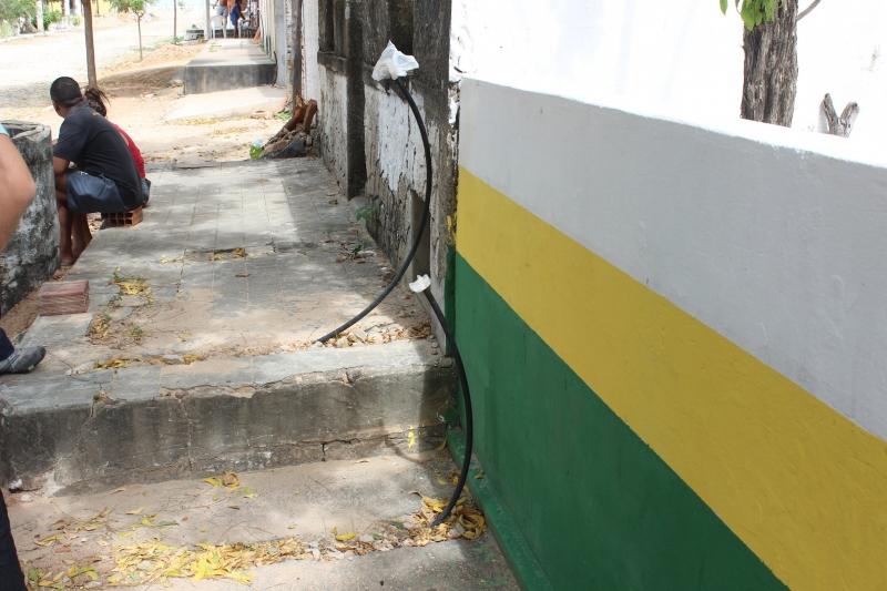 Obras de saneamento em Cascavél 4