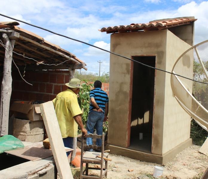 Obras de saneamento em Cascavél 13
