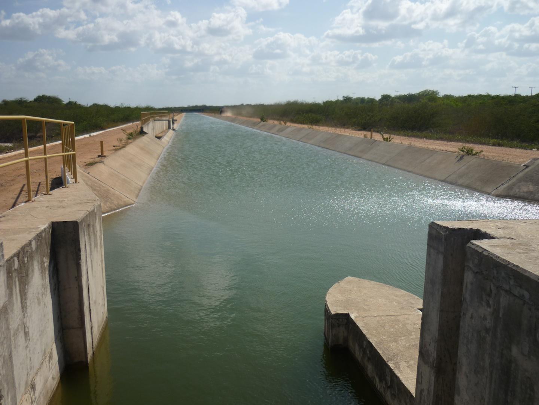 Canal do trabalhador 1, município de Cascavél, CE