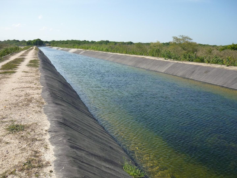 Canal do trabalhador 2, município de Cascavél, CE