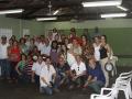 Visita à Comunidade Mustardinha 10, equipe DESAFIO