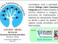 Convite Oficina sobre Saneamento Integrado
