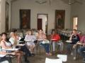 Diálogos com representantes da comunidade de Mustardinha 1