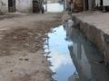 Situação de saneamento em Mustardinha 1