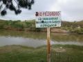 Fazendo trabalho de campo, Bacia do Rio Carcarañá 3