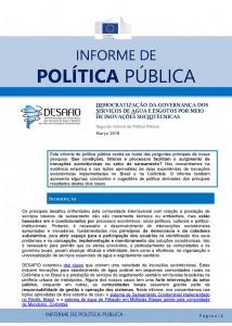 Capa Informe 2 (português)