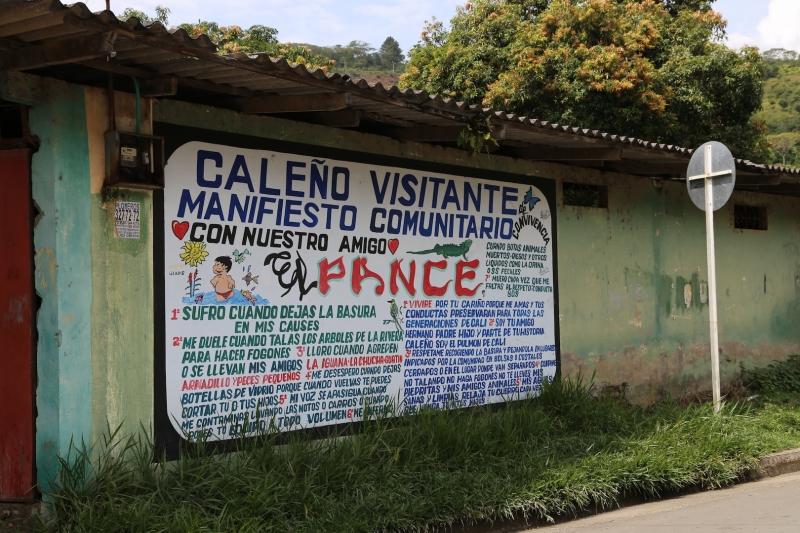Rio Pance's Manifest
