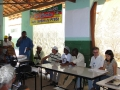 Meeting to approve geographical limits of Quilombo 1