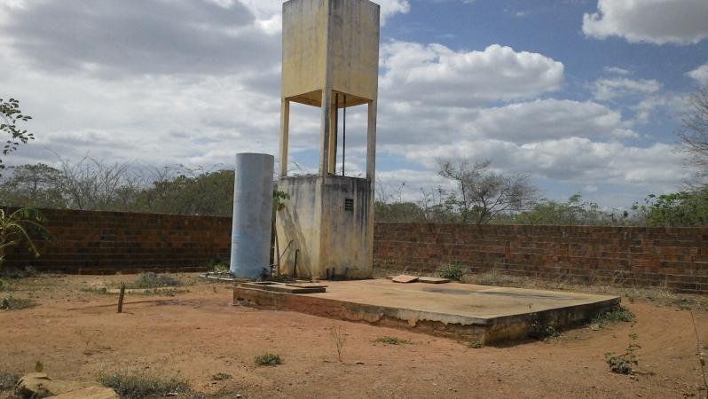 Public cistern
