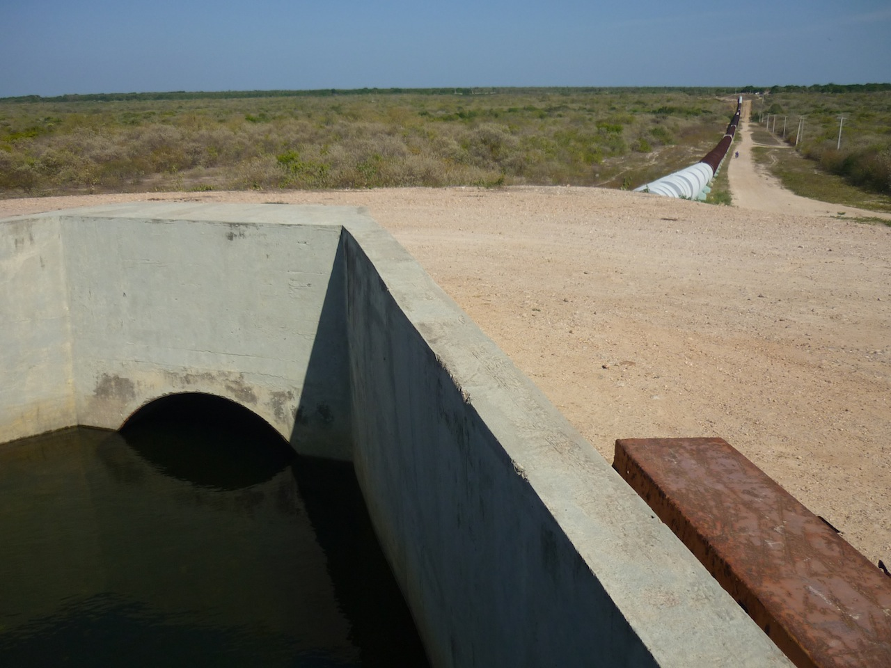 Canal do Trabalhador (waterway) 2, Cascavel, CE